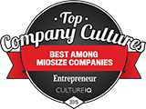 Gyft Makes Entrepreneur's Top Company Culture List