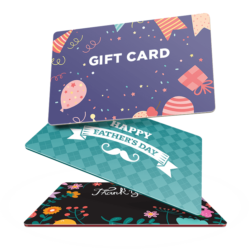 Sell gift cards for your Small Business.