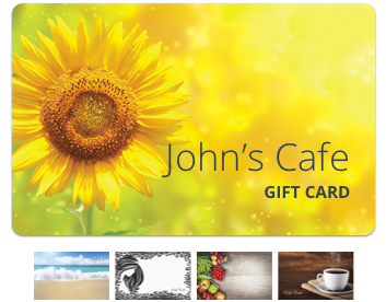 Create Your Own Gift Cards