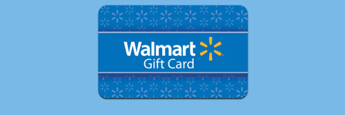 Walmart Gift Cards Now Available!
