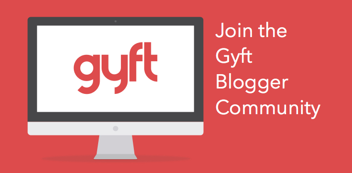 Join the Gyft Blogger Community