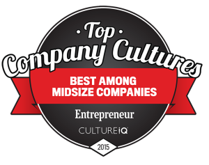 entrepreneur top company cultures
