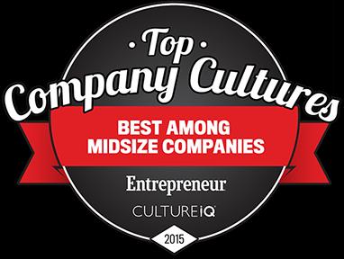 Gyft Makes Entrepreneur's Top Company Culture List