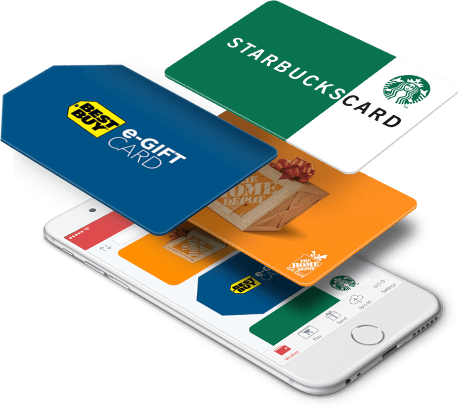 Buy, Send, and Redeem Gift Cards