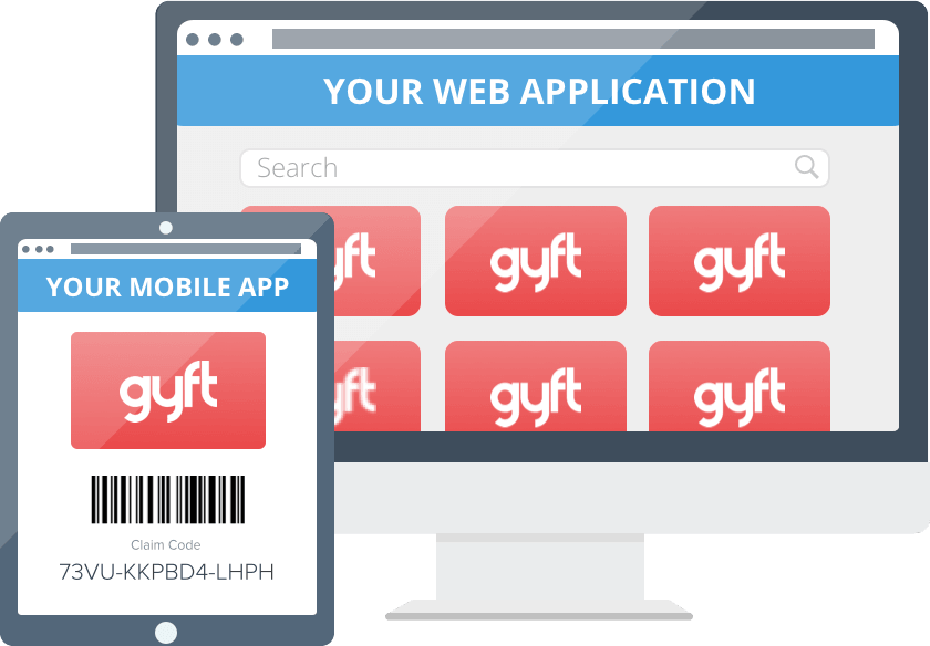 Use the Gyft SDK for your mobile gift card solution.